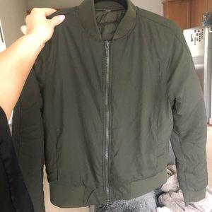 Reversible Lululemon Bomber Jacket!